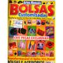 Revista Arte Manuais Bolsas Customizadas-cdlandia
