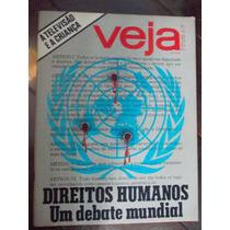 Veja - Direitos Humanos. Um Debate Mundial/ Televisão E A Cr