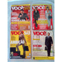Revista - Veja - Voçe S/a - Época E Isto É, Antigas