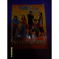 Revista Veja Pré Adolescência Outubro/2003 Frete 8,00