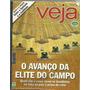 Revista Veja N.39 O Avanço Da Elite No Campo - Frete Grátis