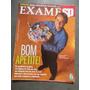 Fascículo Exame - Exame Sp. Bom Apetite! Francisco Torres Ju