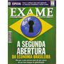 Revista Exame - A Segunda Abertura. Da Economia Brasileira