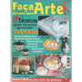 Revista Faça Arte Com Trabalho Manual