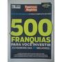 Guia De Franquias #08 Ano Edição 2010-2011 500 Franquias -