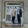 Revista Época Negócios Diz Aí, Presidente Março 2015 N. 97