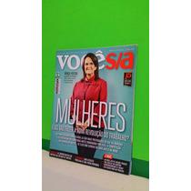 Revista Você S/a Mulheres - Graça Foster - Ed 179 Abril 2013
