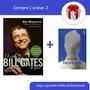 O Estilo Bill Gates De Gerir+ Brinde ( Frete Grátis)