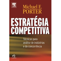 Estrategia Competitiva - Porter, Michael
