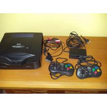 Neo Geo Cd - 47 Jogos Originais. O Mais Completo Anunciado!