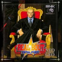 Neo Geo Cd ( Real Boult ( Coleção...