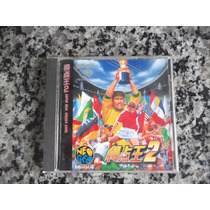 Super Sidekicks 2 Original Japonês P/ Neo Geo Cd