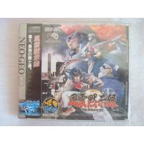 Savage Reign - Neo Geo Cd Novo Lacrado Japones Snk Game Jogo