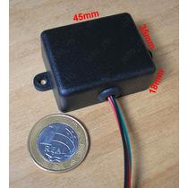 Relê De Pisca Totalmente Eletrônico P/ Led Carro Ou Moto 12v