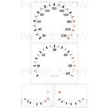 Kit Neon P/ Painel - Opala Caravan - Cod57v220