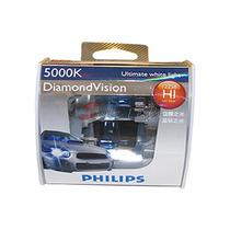 Lâmpada Diamond Vision Philips Super Branca H1 5000k