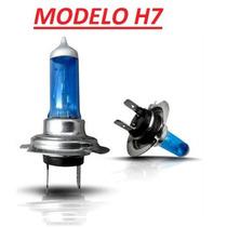 Lampada Super Branca Tipo Xenon H7 100w !!!