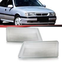 Lente (vidro) Farol Dianteiro Vectra Sedan 93/94/95/96 Novo