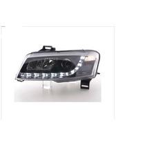 Farol Projector R8 Fiat Stilo 03 -11 Par
