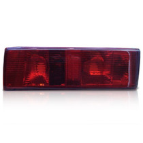 Lanterna Escort 87 - 92 Traseira Rubi Hobby Xr3 L Gl Tuning