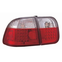Lanterna Altezza Honda Civic Sedan 96 97 98 Rubi Com Led