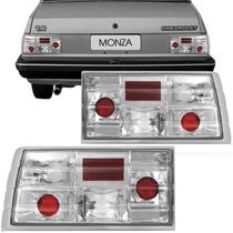 Lanterna Traseira Monza 84 A 90 Esportiva Altezza Cristal
