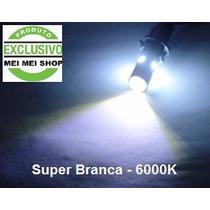 Lâmpada Pingo Led Cree Tipo Xenon 6000k Super Branca O Par