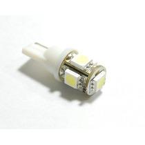 Lâmpada Pingo 5 Led Smd 5050 Branco Amarelado 4300k 180º T10
