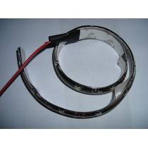 Fita Flexivel Adesiva15 Led Smd 30cm Cores Alta Intensidade