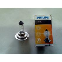 Lampada Para Farol Philips H7 55w Original
