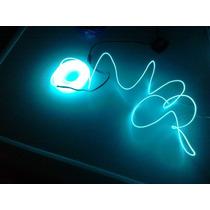 Fio De Luz Neon 5 Metros / 12v