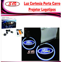 Luz De Cortesia Projetor Logomarca Ford Ecosport Edge Escort