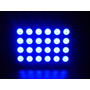 Super Placa 24leds 5050 Azul Torpedo Pingo Teto Frete R$6,00