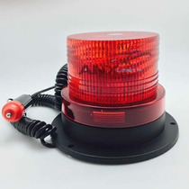 Giroflex 26 Leds Sinalizador C/ Imã Vermelho - 12v