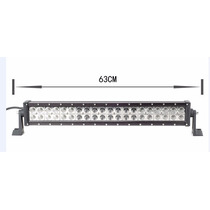 Led Light Bar Barra Led 120w Off Road 4x4 Jeep Utv Gaiola