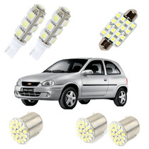 Kit Led Corsa Hatch Wind Sedan Classic Wagon Pingo Torpedo