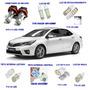 Kit Completíssimo Led Top Novo Corolla Só Qualidade Xenon