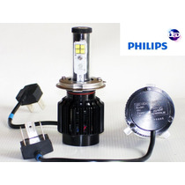 Lampada Farol Led H4 Philips 40watt 3000lm 5000~8000k 12~24v