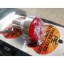 Lâmpada Led Vermelha (lanterna/freio) Modelo 10/34 2 Pólos