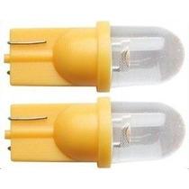 Lâmpada Pingo T10 W5w 1 Led Amarelo Gota 12v
