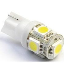 Lampada Pingo Led Luz Super Branca 2 Unidades