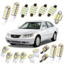 Kit Led Azera 05 2006 2007 2008 2009 Luz Super Branca Xenon