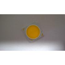 Kit 20x Placas / Módulo Led Cob 9w 2.700k Branco Quente