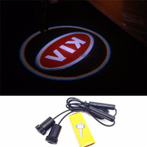 Projetor Porta De Carro Luz Cortesia Iluminação Kia