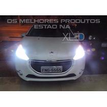 Acessórios Peugeot - Leds 208 + Xenon Farol Baixo Milha 208