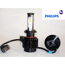 Lampada Farol Led H3 Philips 30 Watt 3000lm 5000~8000k 12~24
