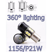 Super Lâmpada De Ré Branca Led Cree - P21 - 15w (par)