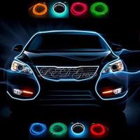 Fita Fio Linha Led Neon Luz Ambiente Atmosfera Moldável Top!