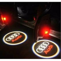 Projetor Porta De Carro Luz De Cortesia Iluminação Audi