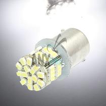Lampada 1157 2 Polos 45 Leds Lateral E Freio - Oferta